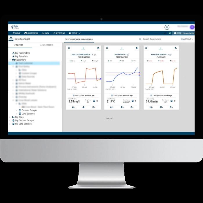 Data Insite Desktop 1