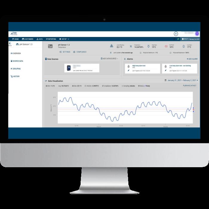 Data Insite Desktop 2